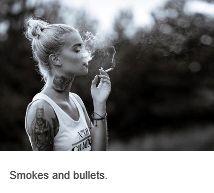 #smoking #stressed