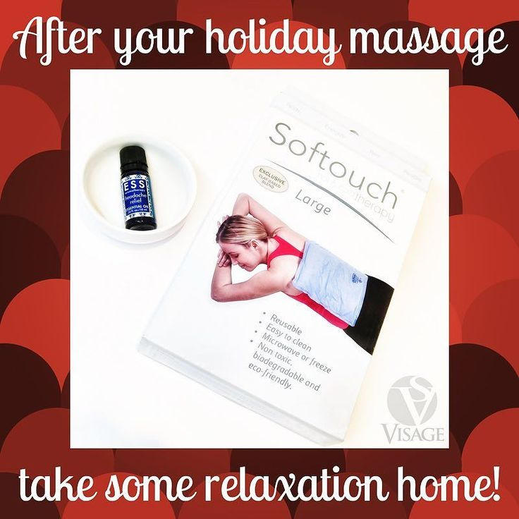 Next week our #BlackFriday gift card sale starts!  For every $100 gift card you buy you receive $20 in free Visage Bucks to put toward your next service.  That's enough for a one-hour massage  headache relief essential oil blend  a large Softouch hot/cold therapy pack!  What a relaxing holiday gift set!