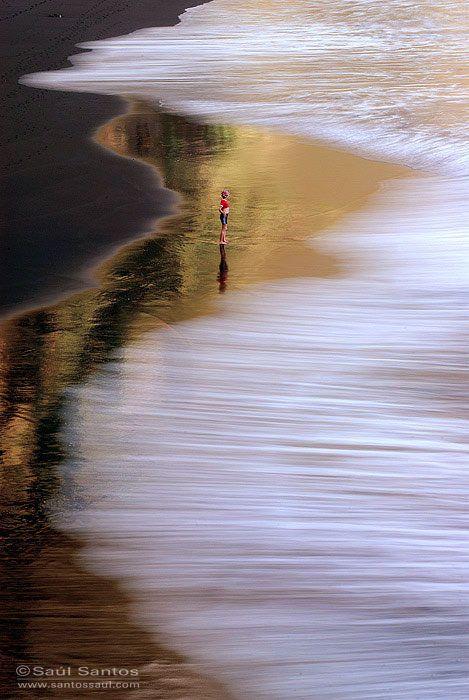 .Playa de Nogales, Isla de La Palma, Islas Canarias. Spain. Photo by Saul Santos.