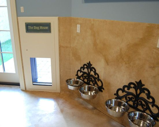 The dog door may to be too small for my furry kids but this is awesome ....