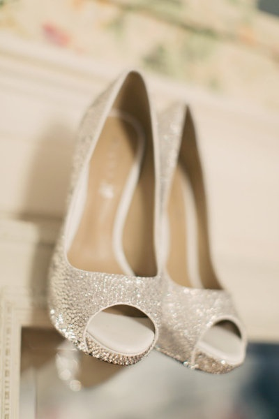 Ladies, how hard is it to find the perfect pair of wedding shoes?