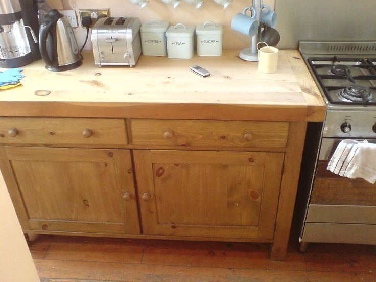 1000+ ideas about Free Standing Kitchen Cabinets on Pinterest ...