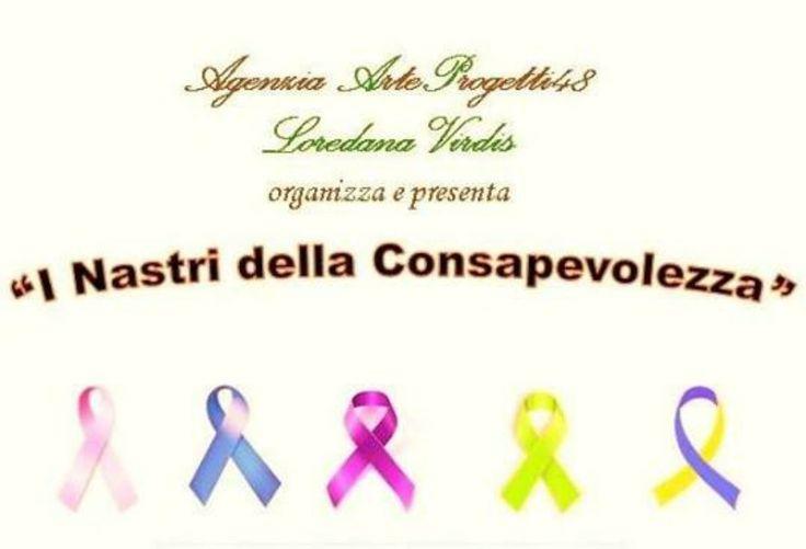 Con la conduzione di Alessandra Addari il progetto partirà il 16 dicembre al Caesar's Hotel con il Nastro Rosa, Nastro della Consapevolezza del Tumore al Seno con il seguente programma:  #EventiCagliari