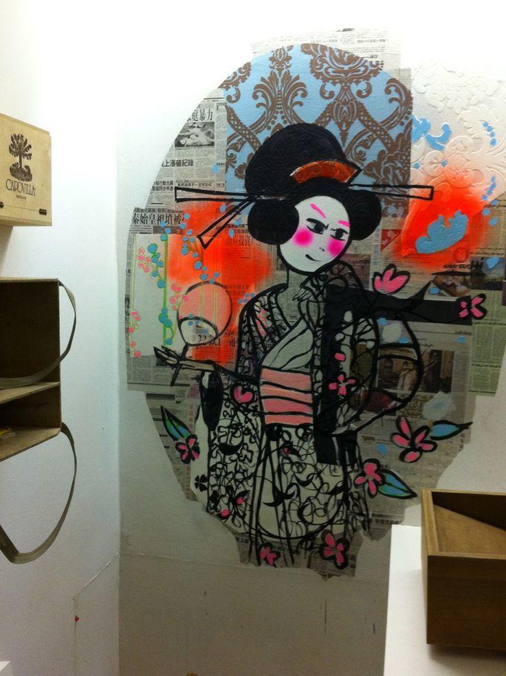 40 besten tapete mal anders Bilder auf Pinterest Tapeten - moderne tapeten fr schlafzimmer