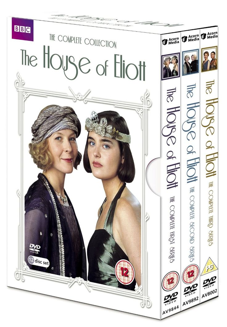 The House of Eliott: The Complete Collection [DVD]: Amazon.co.uk: Stella Gonet, Louise Lombard, Barbara Jefford, Minnie Driver: DVD & Blu-ray