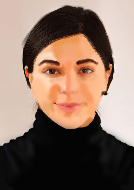 dijital portre