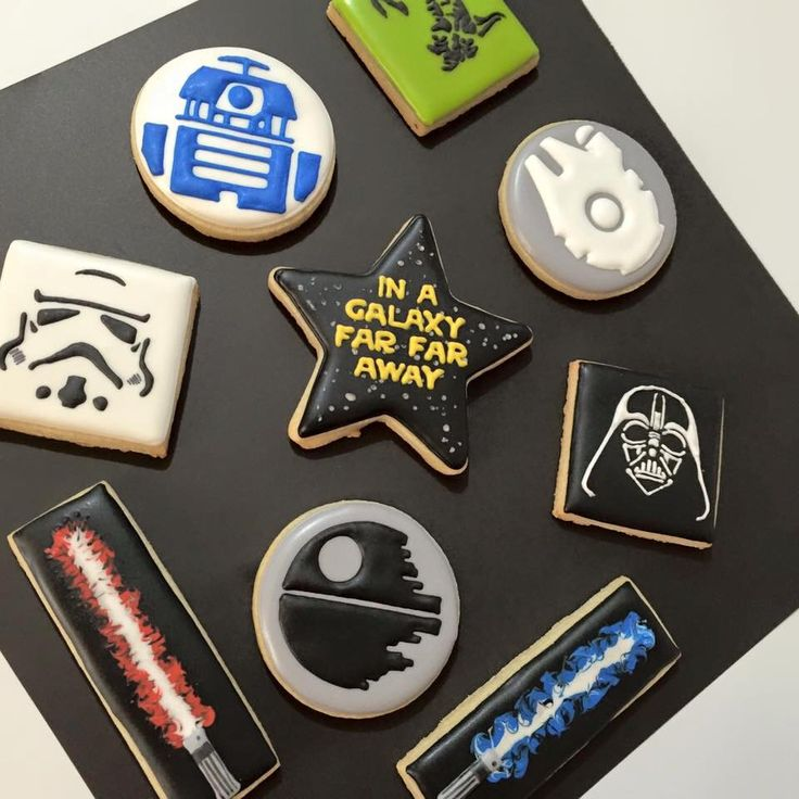 May The Fourth Be With You 2019: May The Fourth Be With You. - Rosemarie's Treats
