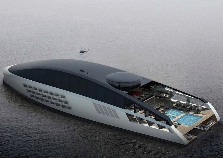 Amazing Yachts: Sveti superyacht concept designed by Pastrovich Studio The immaculate, OMG yacht !