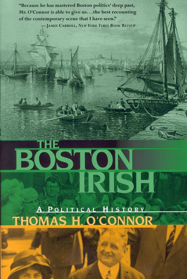 Settling in a city founded by the Puritans, the Boston Irish evolved into one of America's most distinctive ethnic communities and eventually came to dominate local politics. This book offers a history of Boston's Irish community.