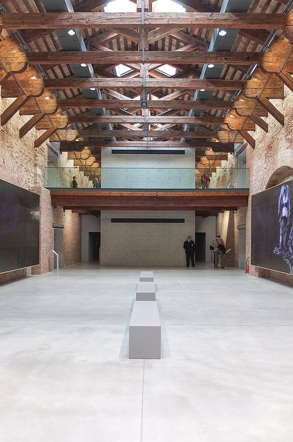 Punta della Dogana Renovation, Francois Pinault Foundation by aquillar