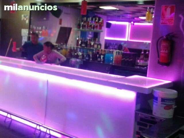 venta de planchas de metacrilato de colada a medida para bares disco pub