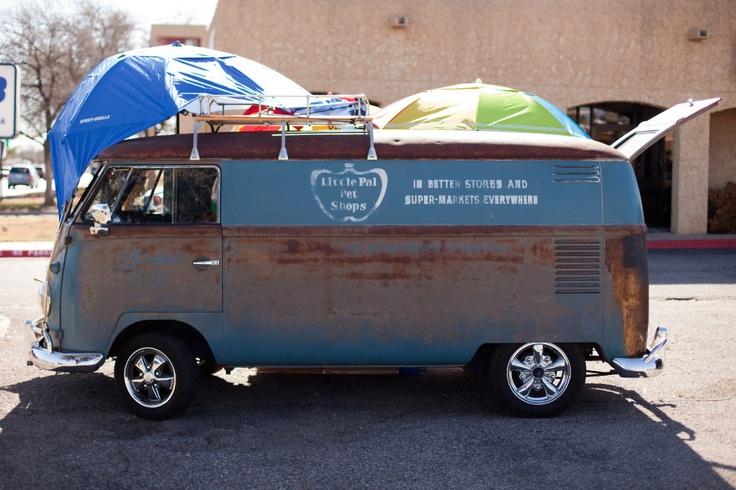 The Hot Dog Man   Midland, TX   Midland texas, Hot dogs, Vw bus