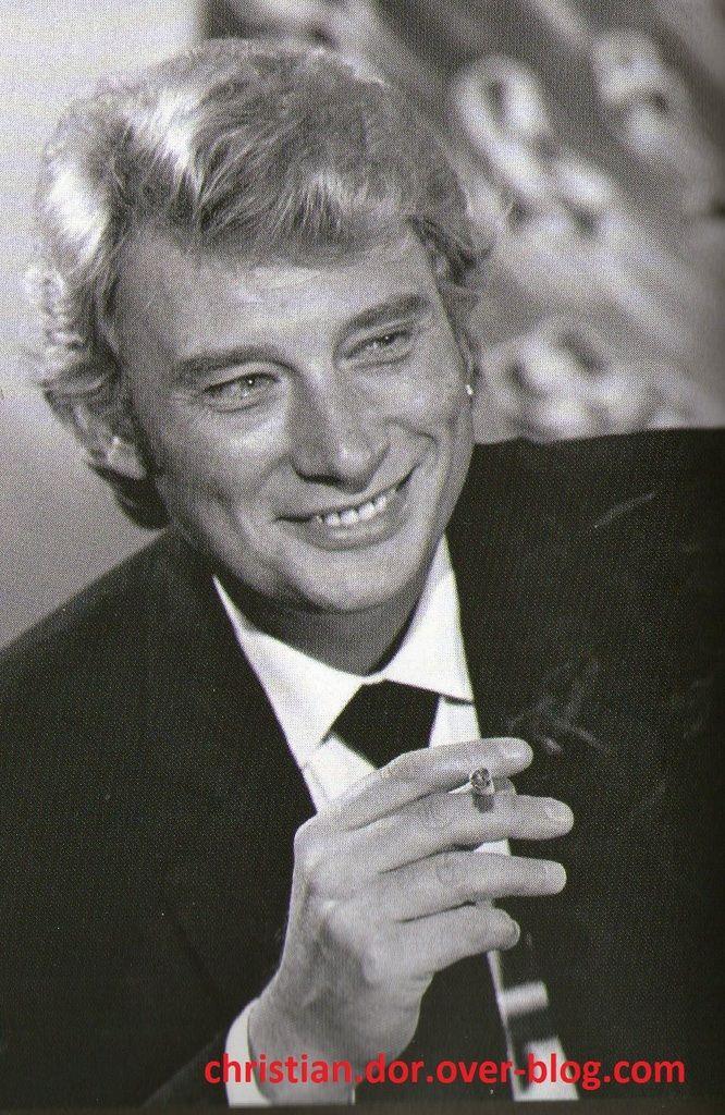 johnny hallyday paris septembre 1982