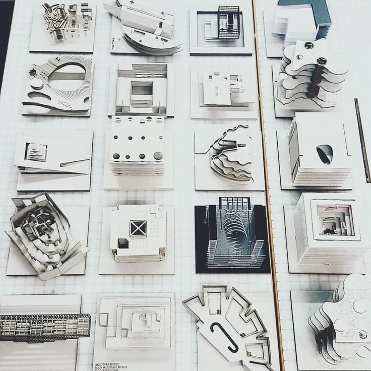 Architectural models concept model making pinterest for Architectural engineering concepts