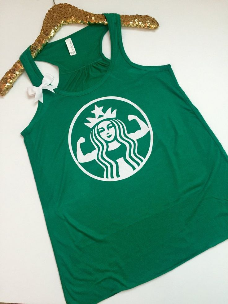 Coffee Workout Tank - Ruffles with Love - Racerback Tank - Womens Fitness - Workout Clothing - Workout Shirts with Sayings