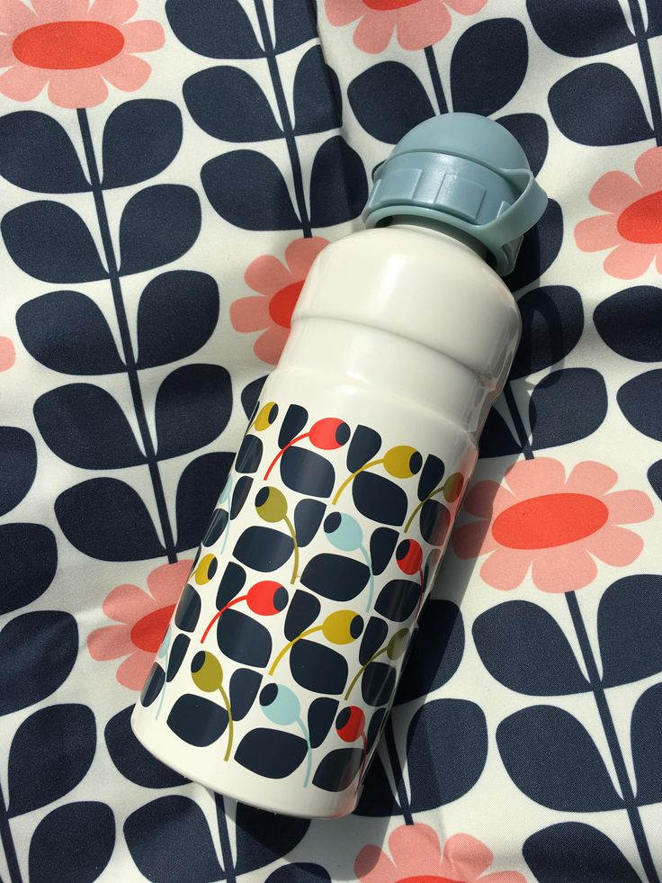 The new Olive and Orange by Orla Kiely collection for Halfords #oliveandorange