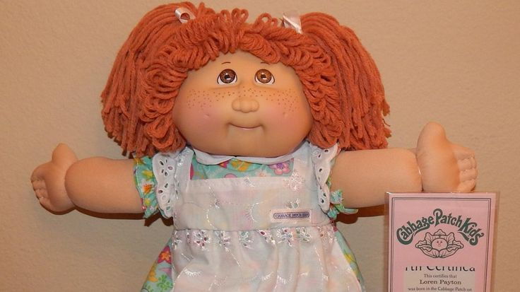 What is the value of original Cabbage Patch dolls? | Reference.com