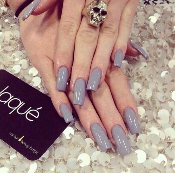 Kylie Jenner gorg acrylic nails