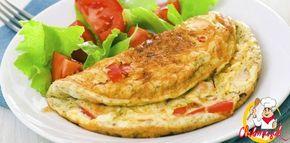 Resep Hidangan Lauk Telur Dadar Jamur, Masakan Sehat Untuk Diet, Club Masak