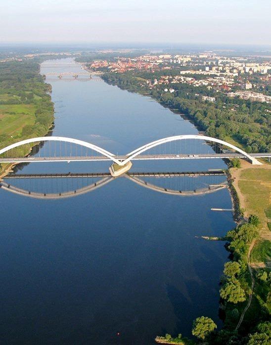 Torun, Polska, on the Vistula River, about 100 km. sw of Kisielice, formerly Freystadt.