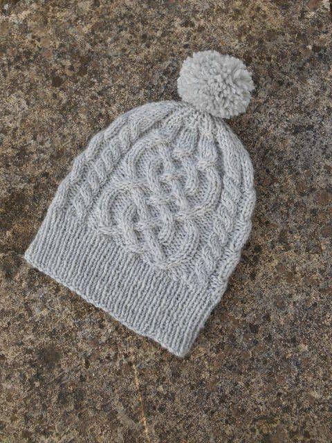 Bonnet Céline - Explications tricot modèle tricot en français sur Makerist