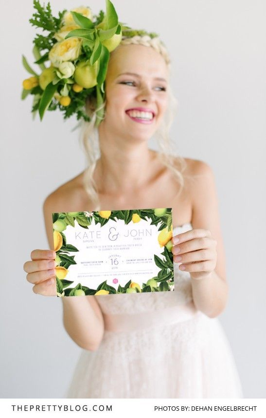Styled Stationery Trends for 2016 | Stationery | Wedding Inspiration | Photography by Dehan Engelbrecht