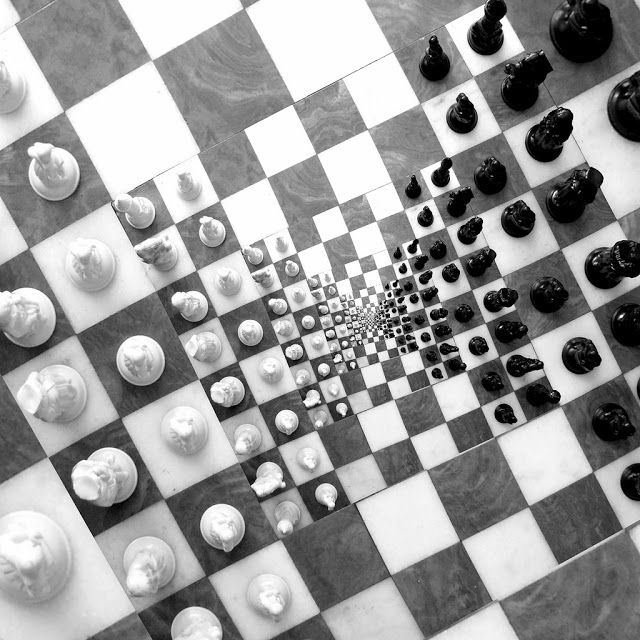 Marcel Duchamp - Surreal Chess Boards                                                                                                                                                     More