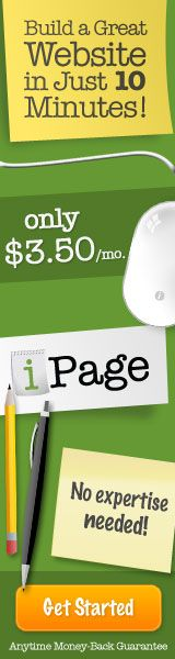 Start Your Website For Just $3.50/month - Limited time!
