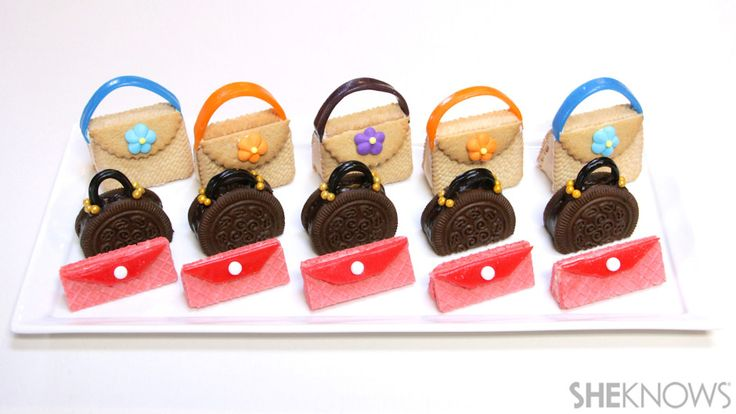 Fashion and food become one: How to make cute cookie purses you can eat