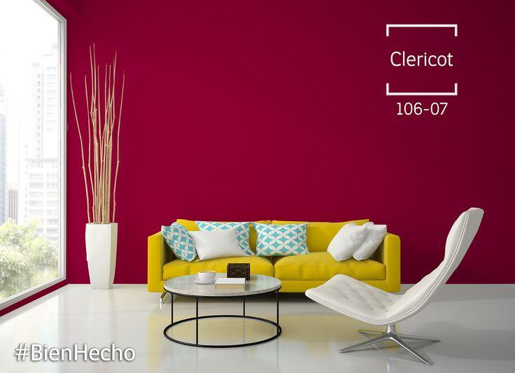 Una combinaci n elegante para crear espacios sofisticados for Colores de pintura para sala