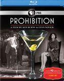 Prohibition: A Film by Ken Burns & Lynn Novick [3 Discs] [Blu-ray]