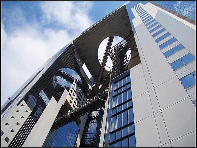 Umeda Sky Building by Jose Carlos DS
