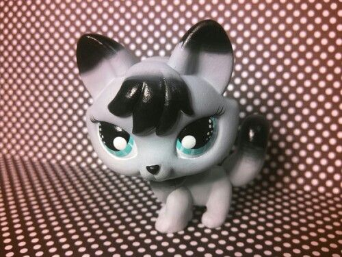Ebay Item: Shadow Fox