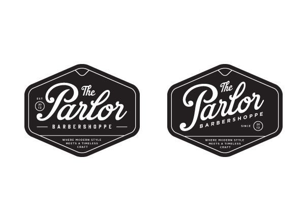 Logo Collection 2013 by Peter Bacallao, via Behance