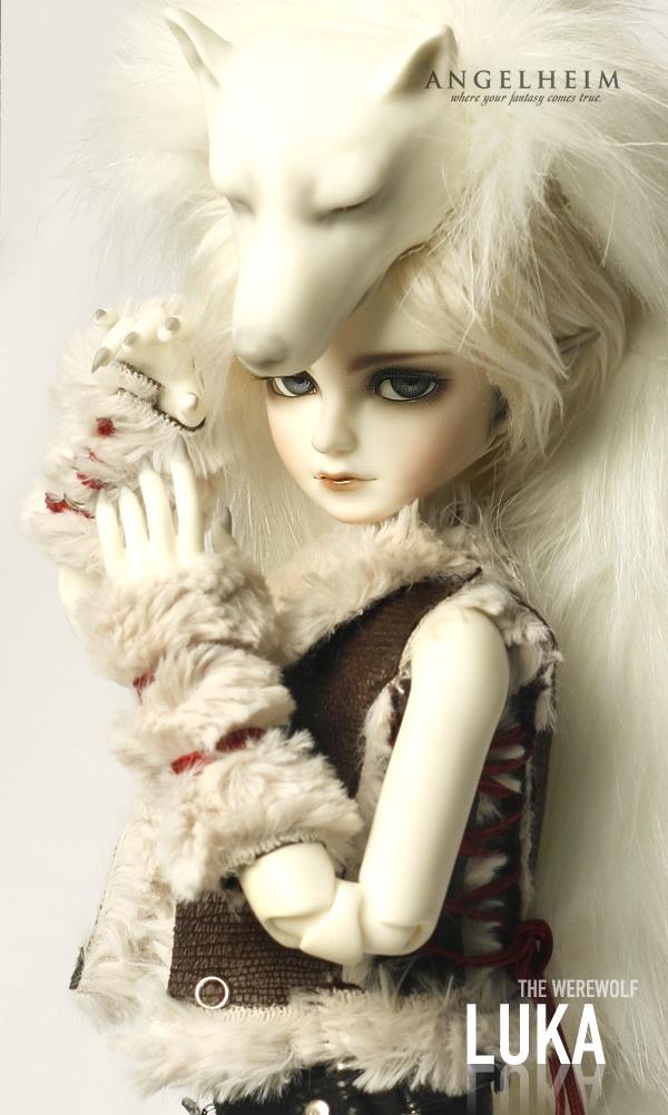 Luka the Wolf (AngelHeim)
