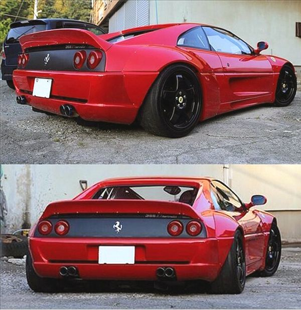 38 best Ferrari 355 images on Pinterest | Car garage, Carriage house ...