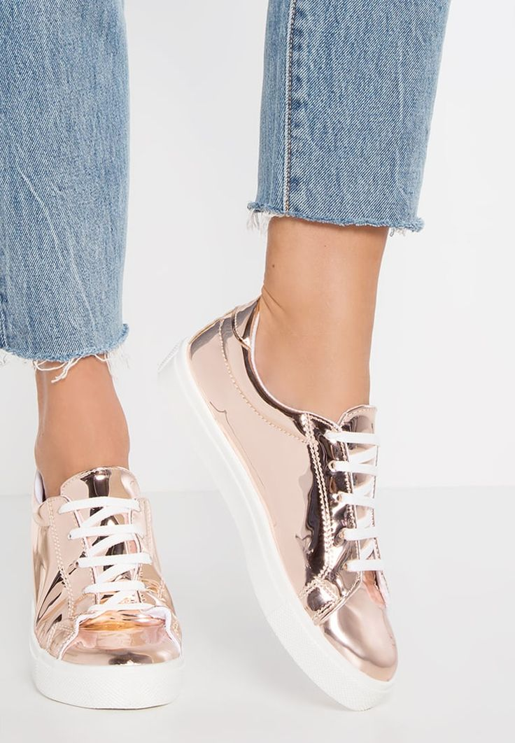 Vero Moda VMISA - Sneakers laag - copper - Zalando.be