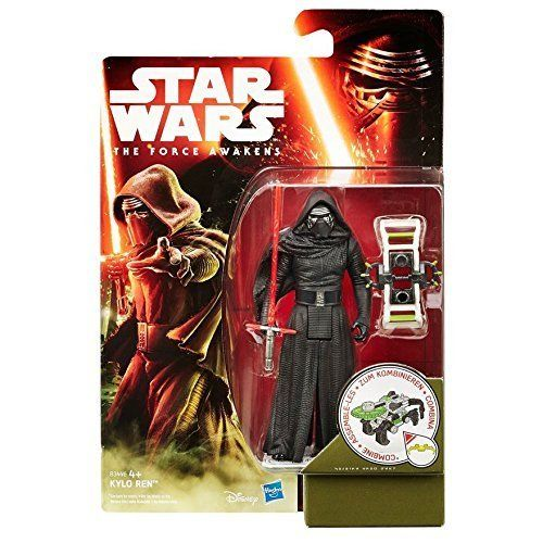 Star Wars The Force Awakens Kylo Ren Figure * You can find more details by visiting the image link.