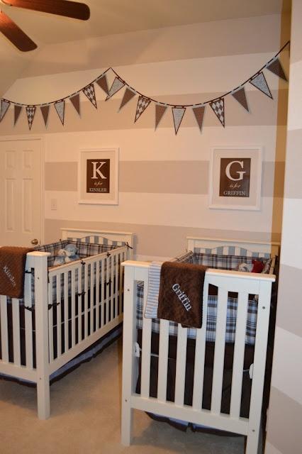 Twin Baby Boy Bedroom: 1000+ Ideas About Twin Boy Nurseries On Pinterest