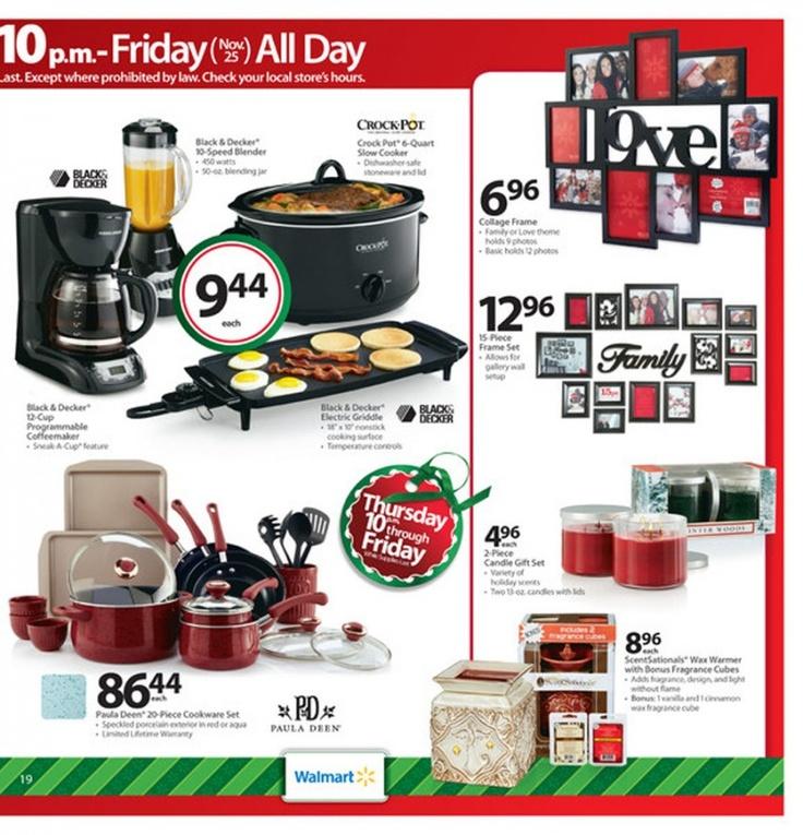 Green Monday Deals from Walmart! Black friday, Walmart