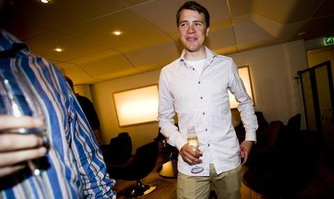 HAR SYKLET SAMMEN: Edvald Boasson Hagen synes det er synd at Kurt Asle Arvesen skal gi seg nå i så «ung» alder. Foto: Thomas Rasmus Skaug / Dagbladet