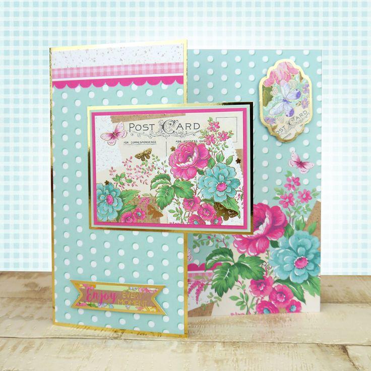 Florabunda - Hunkydory | Hunkydory Crafts