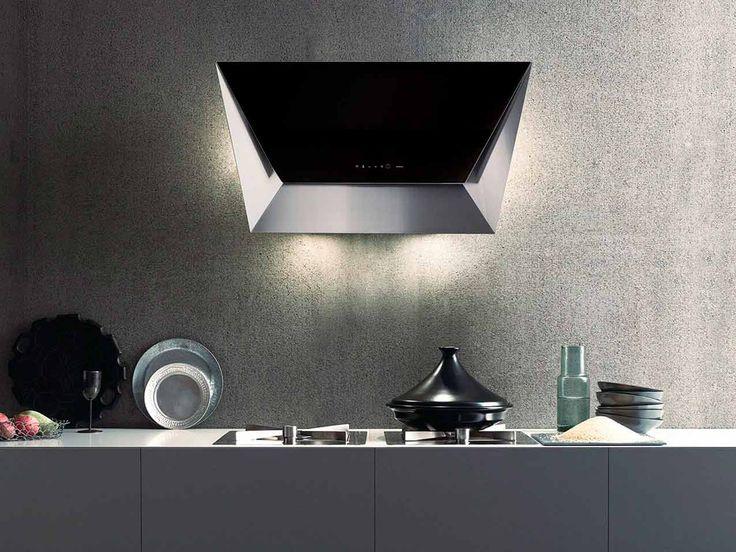 38 best dunstabzugshauben images on pinterest cooker hoods glass and chandelier. Black Bedroom Furniture Sets. Home Design Ideas