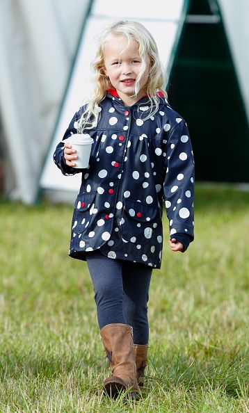 Savannah Phillips attends day 2 of the Whatley Manor ...