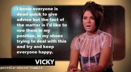 feel like this all the time #Geordie Shore