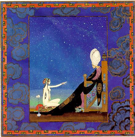 an overview of the story of arabian nights and the concept of scheherazade and sultan 23- conclusion the sultan of the and gained the sultan, and the lovely scheherazade literature network » anonymous » arabian nights vol 4 » 23- conclusion.