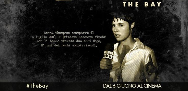 #TheBay - Thriller/horror diretto dal regista premio Oscar Barry Levinson, al cinema dal 6 GIUGNO.