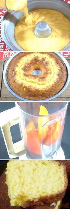 Con solo una LICUADORA puedes hacer la mejor TORTA de MANDARINA del mundo rápida y sencilla. #mandarina #comohacer #licuadora #frutas #orange #fruits #cakes #pan #panfrances #pantone #panes #pantone #pan #receta #recipe #casero #torta #tartas #pastel #nestlecocina #bizcocho #bizcochuelo #tasty #cocina #chocolate Si te gusta dinos HOLA y dale a Me Gusta MIREN…