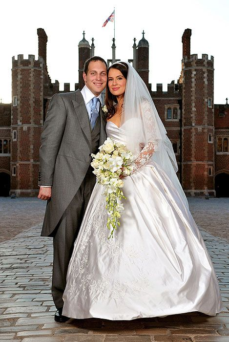 Lord Frederick Windsor and Sophie Winkleman Wedding on September 12, 2009 in Richmond upon Thames, England. Description from pinterest.com. I searched for this on bing.com/images