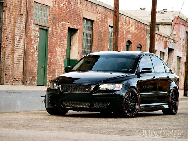 Volvo S40    I wish my volvo looked like this